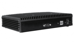 Fanless Embedded PC with Intel Core i CPU - FES8099