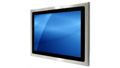 "27"" Full IP66 Rated Stainless Steel Panel Mount Monitor - PMN80270"