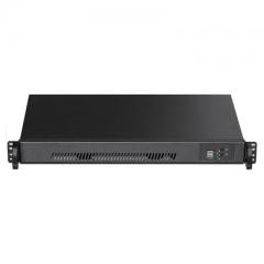 1U Rackmount Computer with Atom E3950 1.6GHz Quad Core Processor - RMC6125