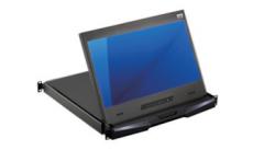 "1U 17.3"" High Brightness Rackmount LCD Monitor Drawer - RPH1173"
