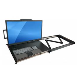 4K UHD Rack LCD Console