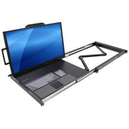 4K Display - Rack LCD Drawer