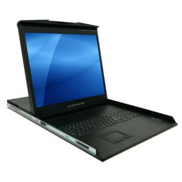 20 to 27 inch Rack LCD Console