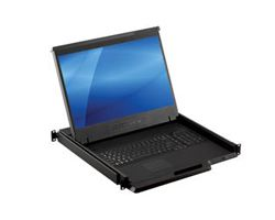 19 inch Rack LCD Console