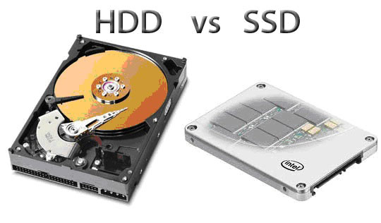 Display Storage vs. SSD What's the Variation