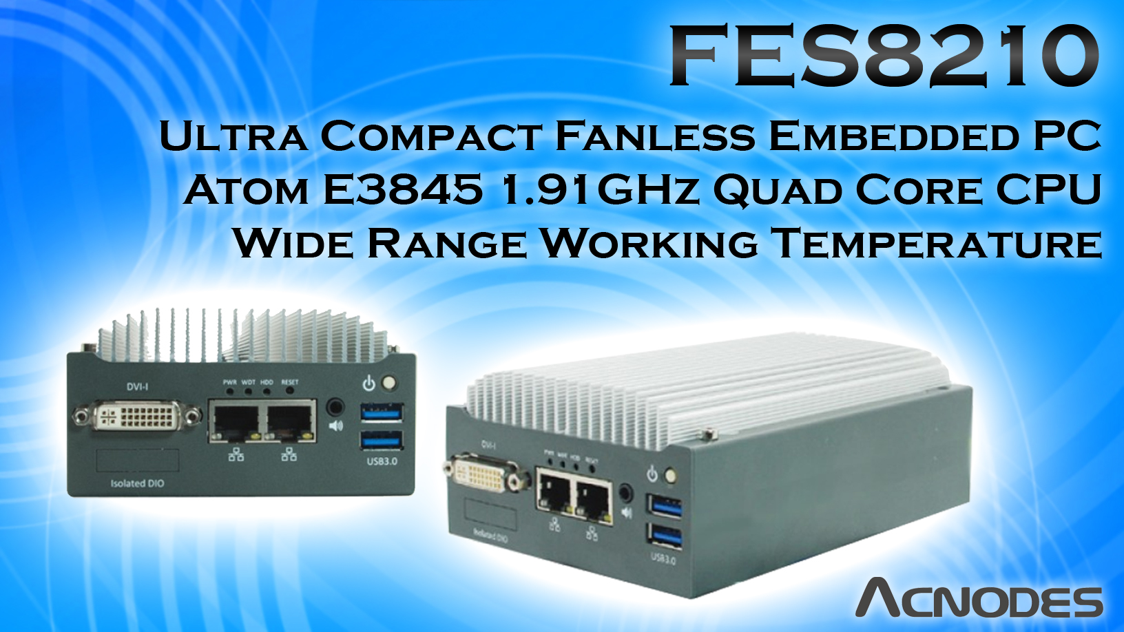 FES8210 Embedded PC