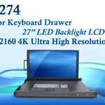 The KD80274 is a 27'' Ultra High Resolution LCD
