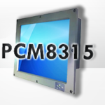 "Fully IP66 Rated 15"" Military Grade Panel PC with Baytrail Celeron J1900 CPU"
