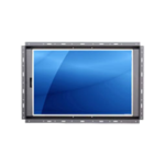"17"" 4K LED LCD Panel Mount Monitor with an Open Frame Construction"