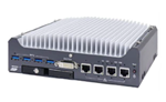 Fanless Embedded PC with Intel Core i CPU and 1 x Removable SSD Tray - FES7531