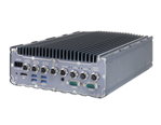 New Fanless Embedded Computer with Intel Core i7-9700TE 1.8GHz CPU and 4 x PoE+ Ports - FES1300